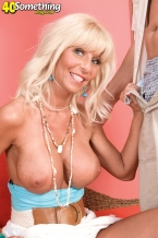 Stormy Lynne loves to be viewed...so look at her!