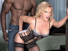 Amanda Verhooks, darksome penis booty slut